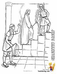 peter denies jesus coloring christian crafts pinterest peter