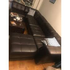 Stacey Leather Sectional Sofa Riverton Sectional Fabrizio Leather Sofa Set In