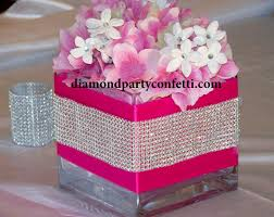 Diamond Wedding Party Decorations Best 25 Pink Diamond Wedding Cakes Ideas On Pinterest Pastel