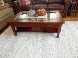 glass top display coffee table curio coffee table rachpower com