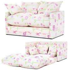 ready steady bed owls twit twoo design children u0027s fold out sofa