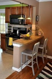 stationary kitchen island home ideas breakfast bars u2013 a practical solution for dining bar