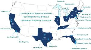 Std Map Project Partners