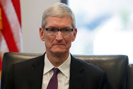 tim cook on why he met with president elect trump