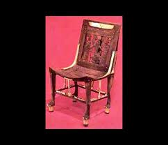 Egyptian Chair Egypt Antique Furniture Historical View Azhary Antiques