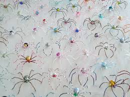 how to make a beaded spider dans le lakehouse