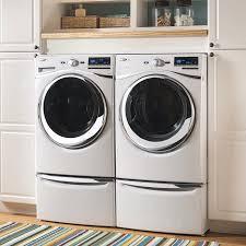washing machine and dryer in a closet european washer dryer