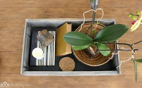how to make and style a coffee table tray u2013 thistle key lane