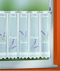 cuisine lavande kamaca rideau de cuisine rideau avec œillets passe tringle lavande