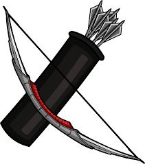 pubg quiver image hawkeye quiver bow icon png club penguin wiki fandom