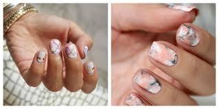 marble manicure gel polish 60 photos how to make beautysummary