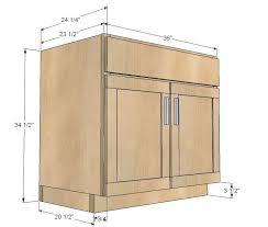 full overlay face frame cabinets ana white build a kitchen cabinet sink base 36 full overlay face