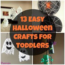 Kids Halloween Crafts Easy - easy halloween crafts for kids to make at home 31 fun and easy