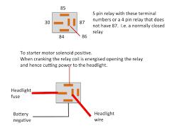 28 12v 30a relay wiring diagram we use hella or bosch 30