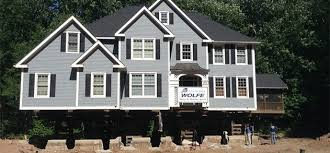 How Much To Build A Barn House Wolfe House U0026 Building Movers House Moving Professionals