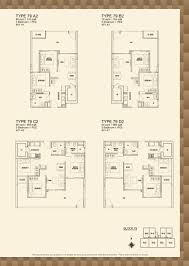 blk 79 parc rosewood parc rosewood block 79 2 bedroom pes type 79 a2 79 b2 79 c2