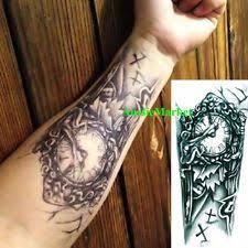 sleeve temporary tattoos ebay