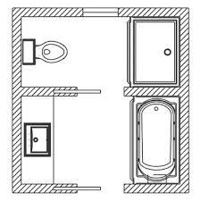 basement bathroom floor plans 124 best bathroom layout images on bathroom ideas