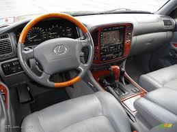 lexus jeep interior gray interior 2002 lexus lx 470 photo 37675362 gtcarlot com
