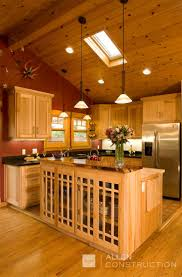 sycamore veneer cabinets our wood your kitchen pinterest