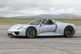Porsche 918 Blue Flame - biggest premier league signings of 2017 and what they drive car keys