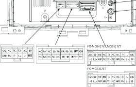 toyota stereo wiring diagram plus highlander radio wiring diagram