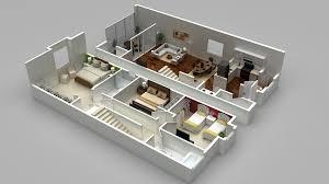 Gym Floor Plans by 3d Floor Plans Cartoblue