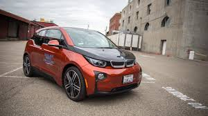 testing the bmw i3 electric car youtube