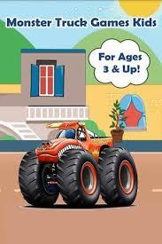 monster truck games kids apk download monster truck games