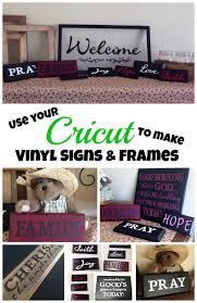 Cricut Craft Room Files - my cricut closet use your cricut to make signs frames and other