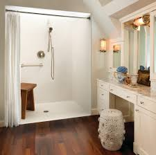 curbless shower pan bathroom contemporary with 1603bfsd accessible