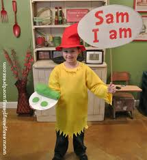 Dr Seuss Family Halloween Costumes by All Things Dr Seuss Sam I Am Costume Costumes And Dr