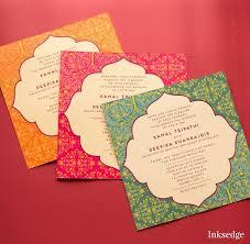 indian wedding invitations cards 13 best unique indian wedding invitation cards images on