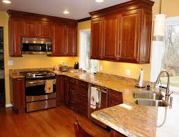 Paint Color Ideas For Kitchen With Oak Cabinets Kitchen Paint Colors With Oak Cabinets Kitchen Design Ideas