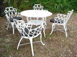 Wire Patio Chairs Patio Furniture Vintage U2013 Bangkokbest Net