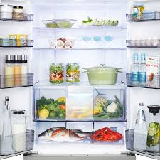 take a look inside our new french door fridge panasonic