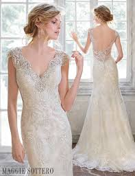 jeweled wedding dresses friday favorite jeweled lace sheath dress maggie