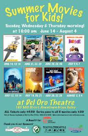 sierra theaters