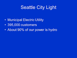 seattle city light change of address looking at impacts of climate change on seattle city light lynn best