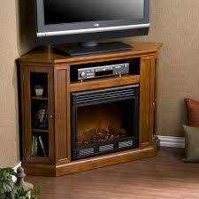 Electric Fireplace Tv by Corner Electric Fireplace Tv Stand Walmart U2013 Tv Furniture