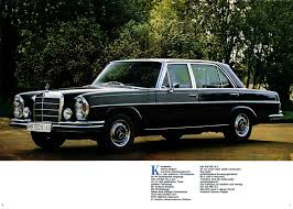 vwvortex com golden mercedes 50 years on how the w108 109 s