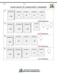 29 best numeration grade 4 images on pinterest place values