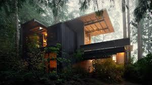 Cabin Design by Log Cabin Inhabitat Green Design Innovation Architecture