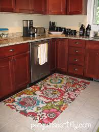 Kitchen Runner Rugs Washable Area Rugs Awesome Rubber Backed Kitchen Mats On Inside Details