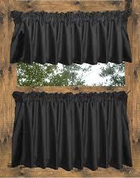 Gray Kitchen Curtains by Black Kitchen Valanc Deuren