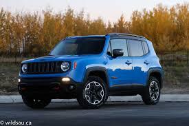 jeep renegade sierra blue review 2015 jeep renegade wildsau