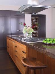 Miele Kitchen Cabinets Modern Acrylic Side Kitchen Contemporary With Cantilevered Stairs