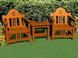 Build Outdoor Garden Table by 110 Best Patio Chair Plans Images On Pinterest Outdoor Furniture