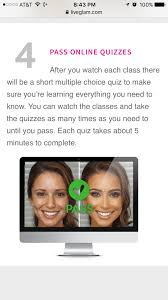 makeup artist classes online liveglam legit or scam zadidoll