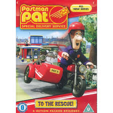postman pat special delivery service rescue tv